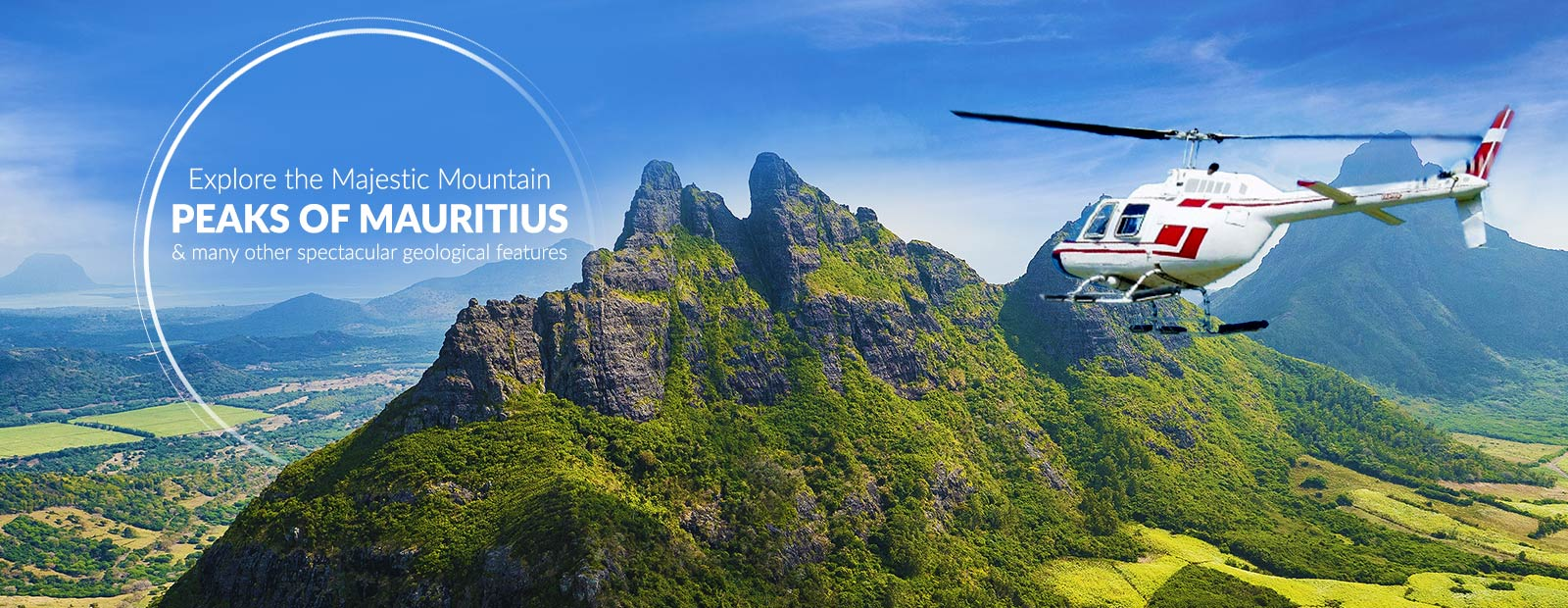 Helicopters Mauritius