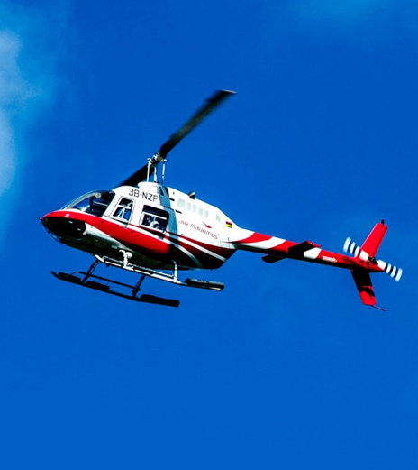 Helicopter Airport Transfer