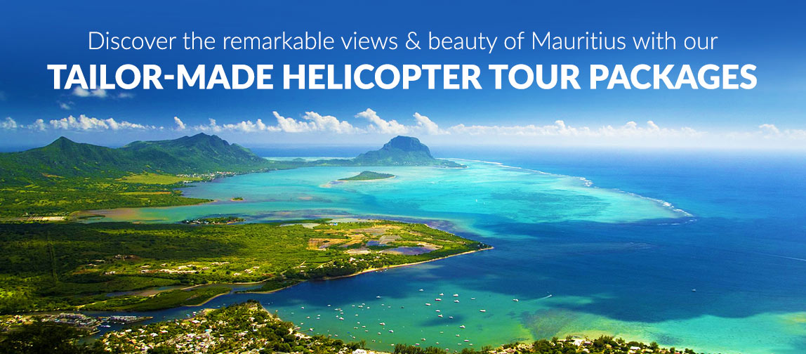Tailor Made Helicopter Tour